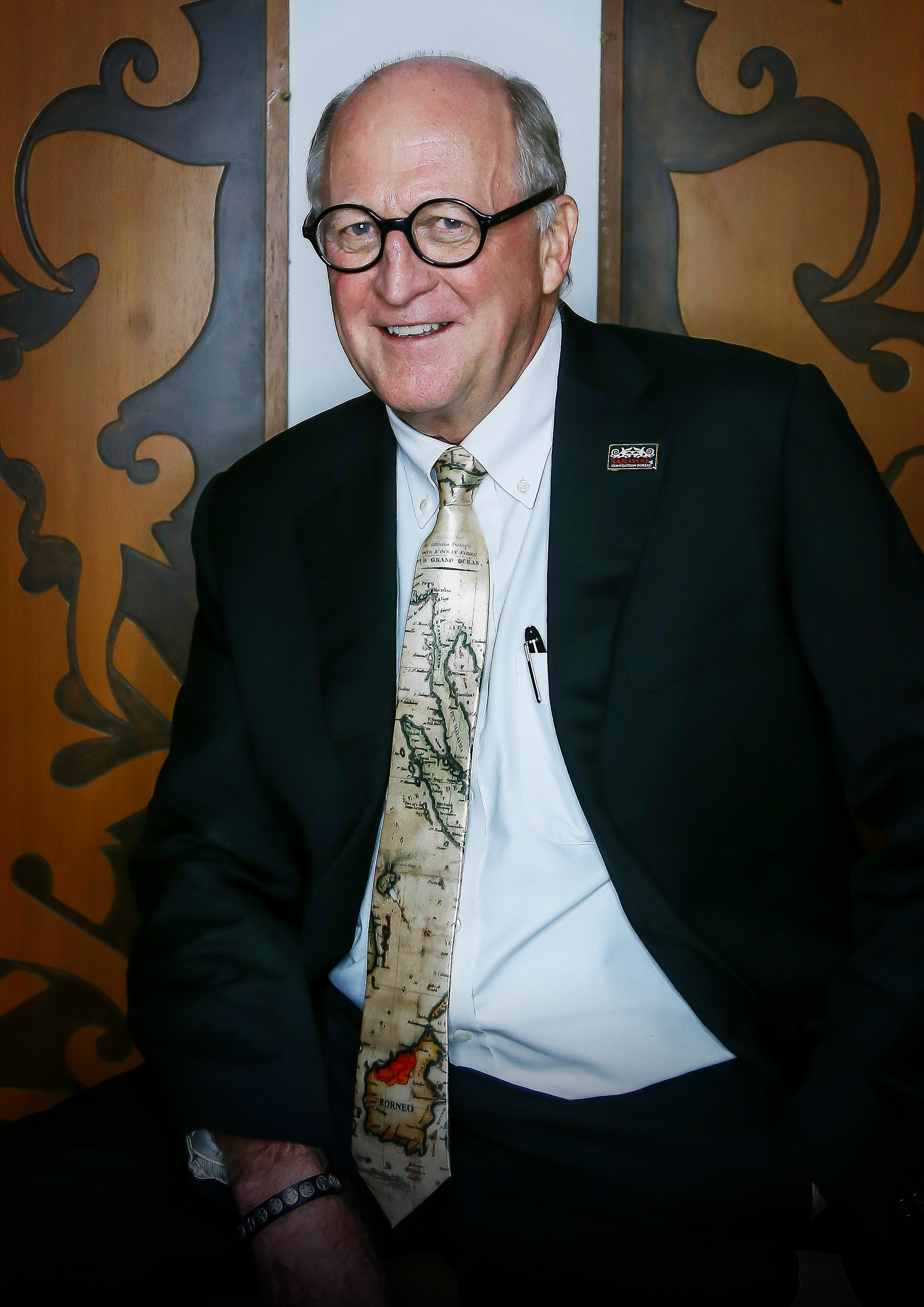 Mike Cannon, Managing Director Of SCB
