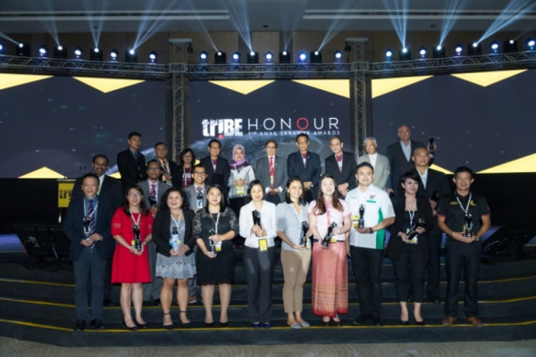 A victorious win for many of Sarawak's industry players in TriBE: HONOUR (ASA) 2018