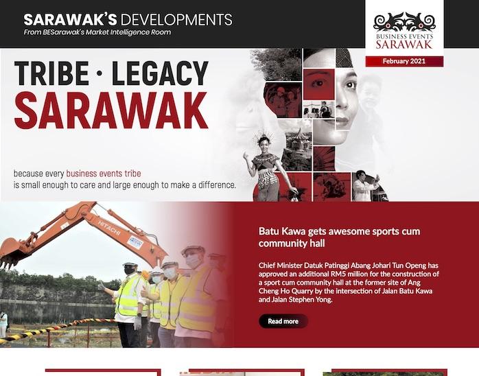 Sarawak_s Development - February 2021